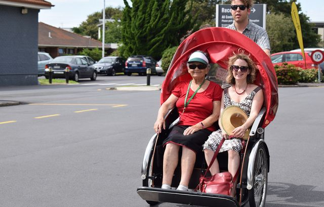Are Auckland bike paths really accessible for all ages?