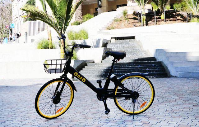 Police tell Onzo riders no helmet, no ride