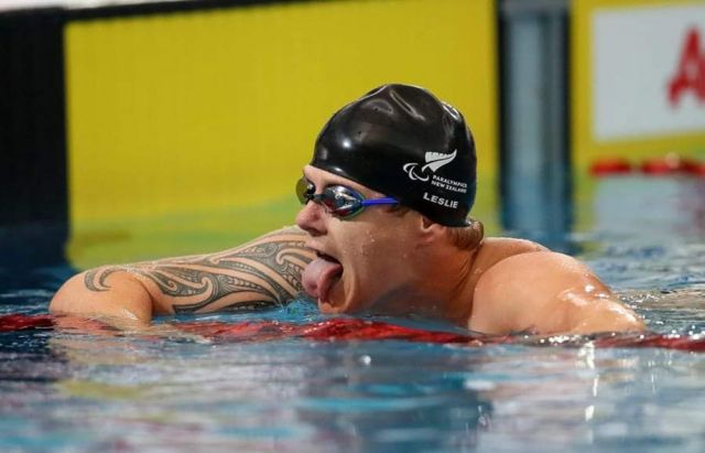 Cameron off to his fourth Paralympics