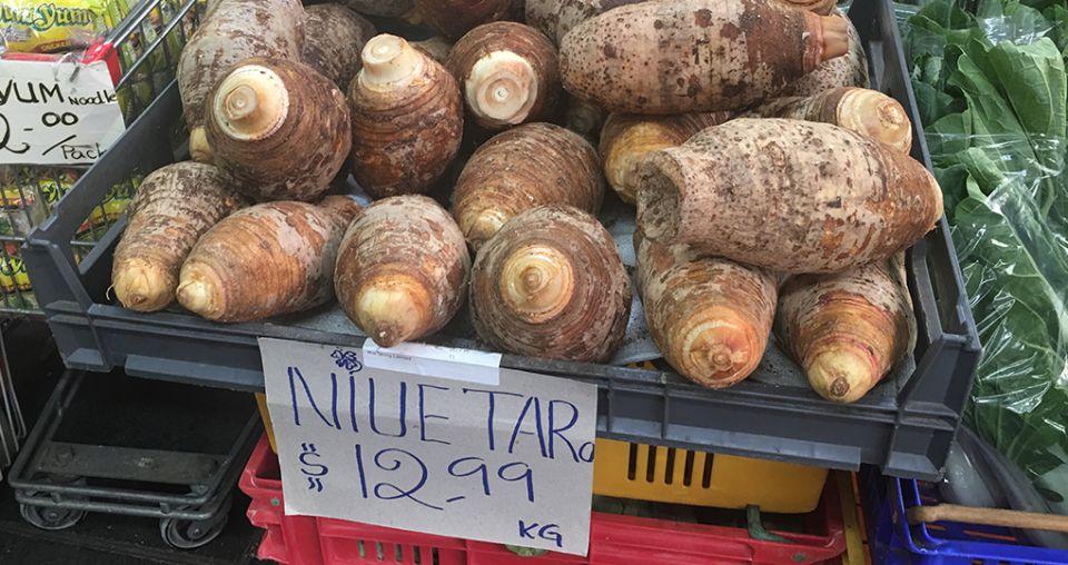 Mangere Food Market