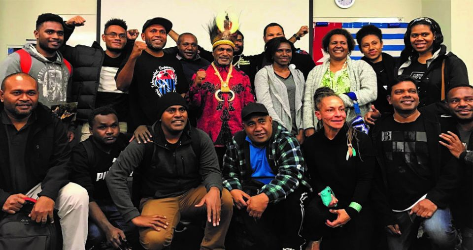 Leader calls for New Zealand to stand with West Papua