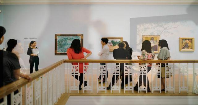 Auckland Art Gallery introduces Mandarin tours