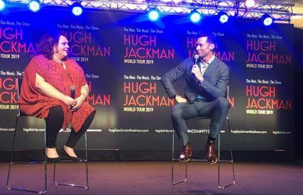 Hugh Jackman in AUT's greatest show yet