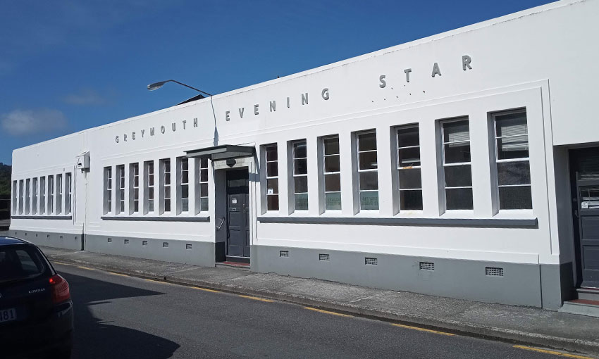 The Greymouth Star