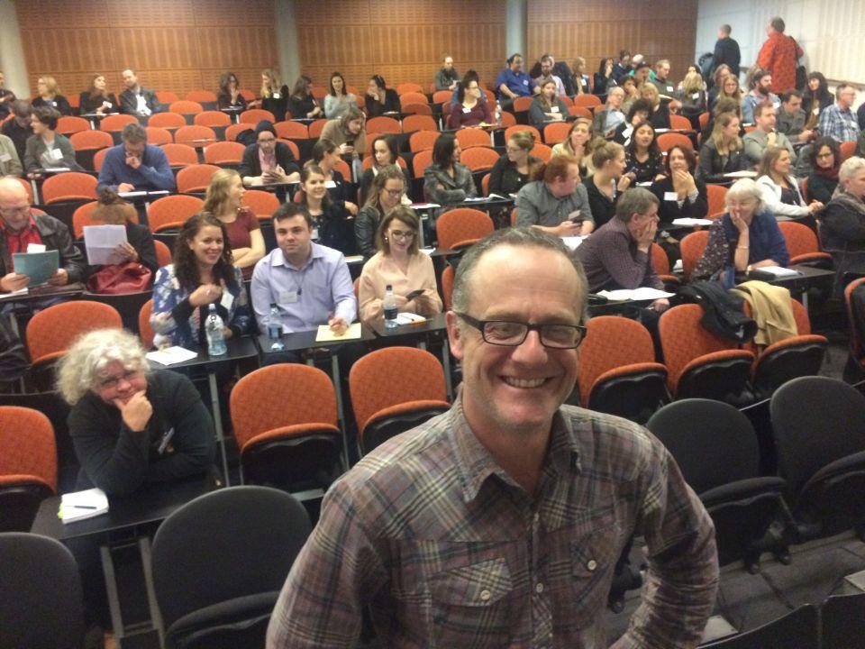 Investigative journalists gather at AUT