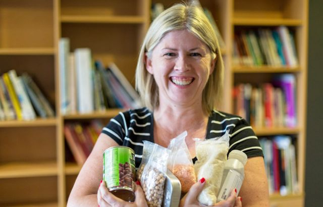 Kiwis to support refugees in the Ration Challenge