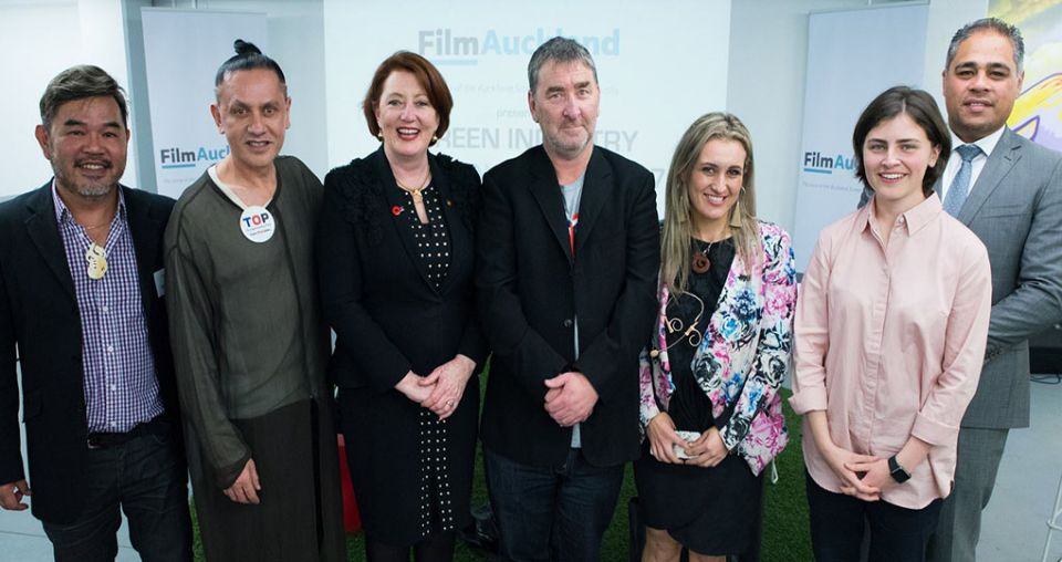 Thriving Kiwi film industry wants cross-party support