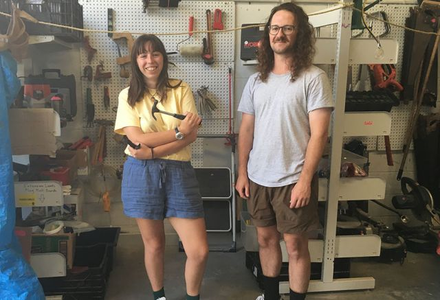 Auckland's first tool library opens to the public