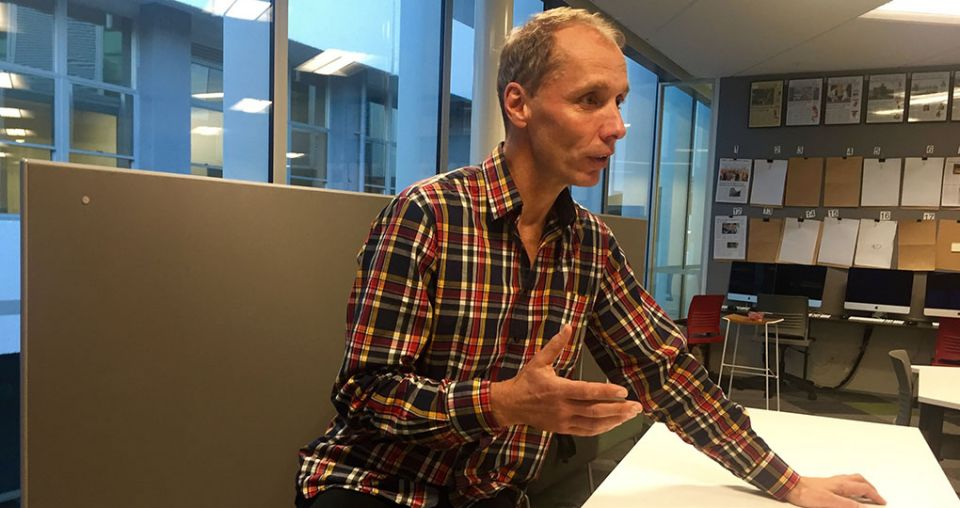 Innovation and collaboration key to success: Nicky Hager