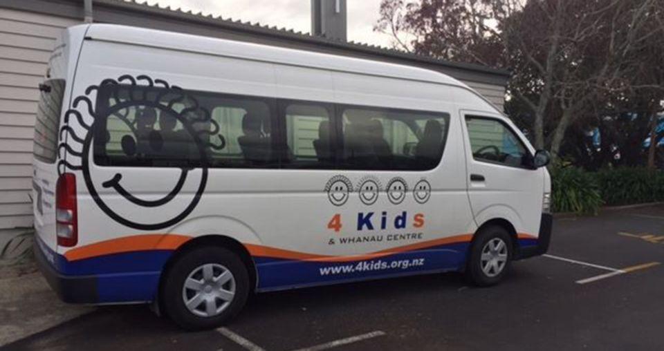 Wheels for kids go missing