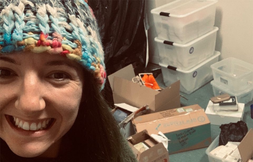 Project provides a little relief for Kiwi women in need