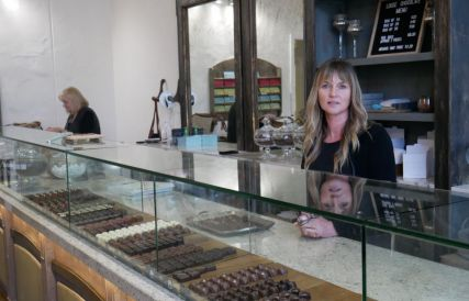 Chocolatiers in trouble without Auckland chocoholics