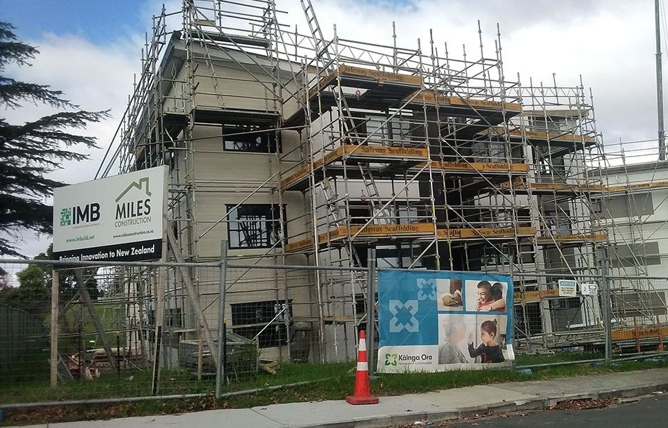 Car-parking problematic for residents in new Te Atatū housing developments