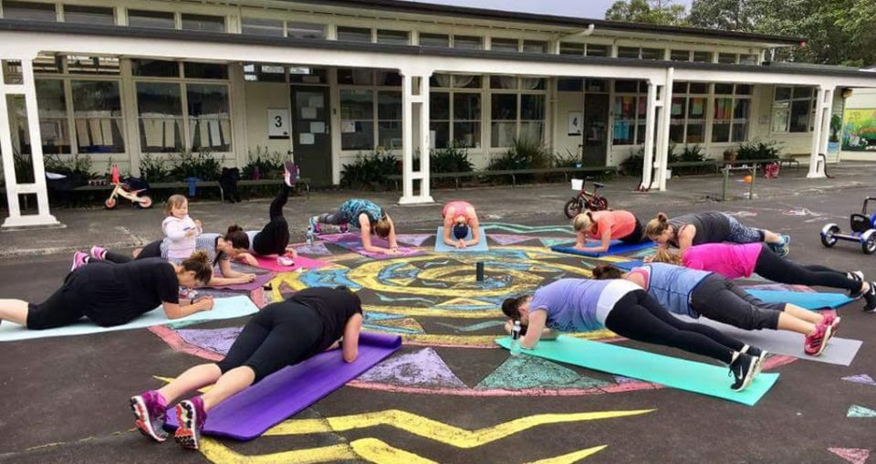 Fitness club for mums in West Auckland