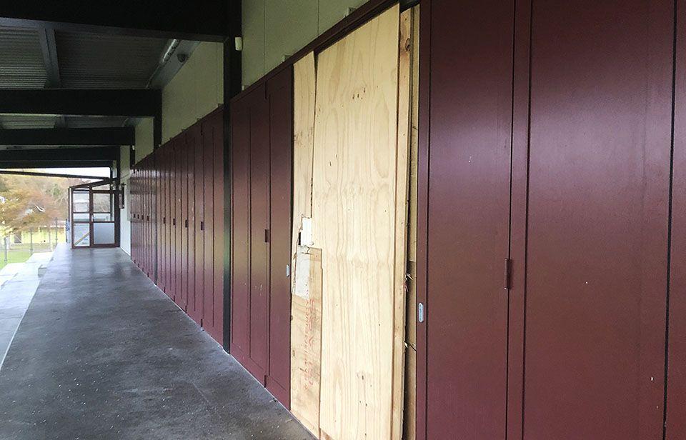Thieves break down door in latest Mangere raid