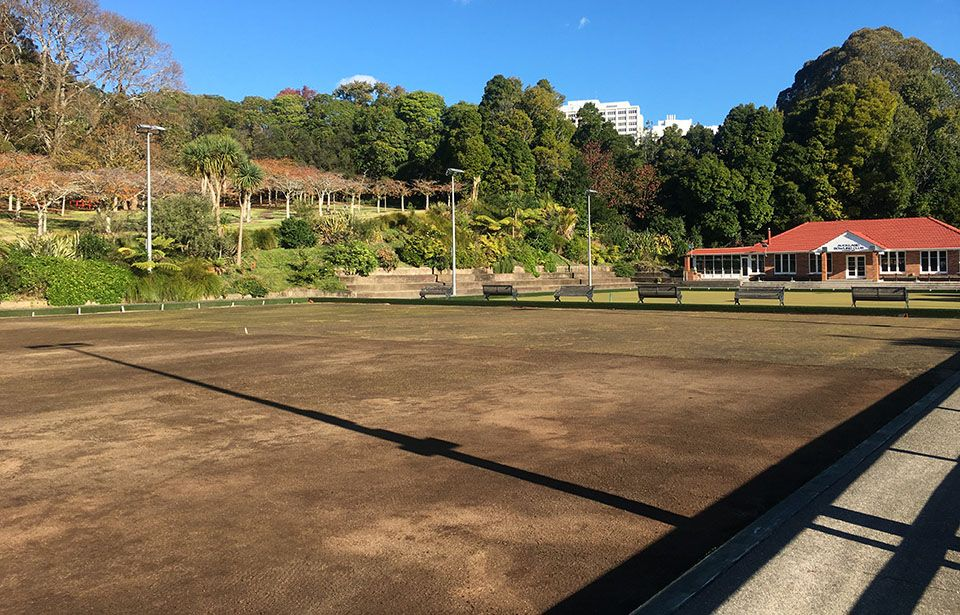 Bowls left out to dry following Auckland water restrictions