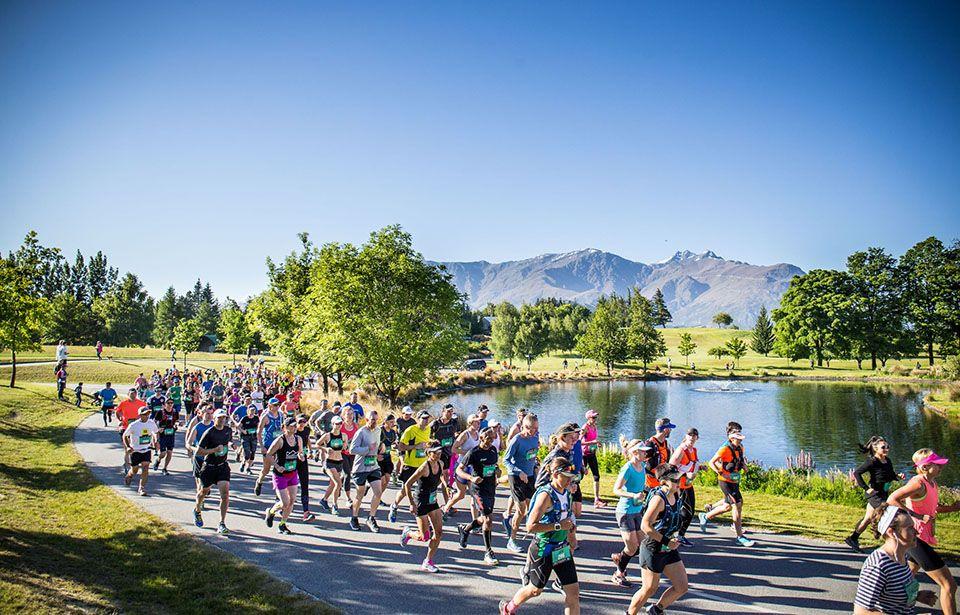 Queenstown marathon hopes Aussie runners will help bolster economic recovery