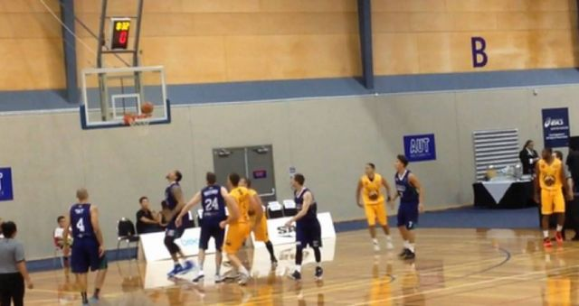Main man shakes up Taranaki basketball