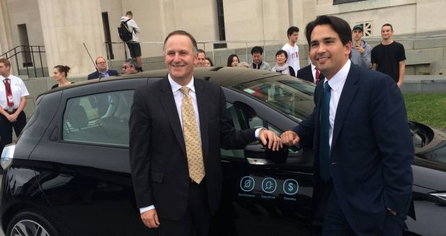 John Key: More electric cars coming