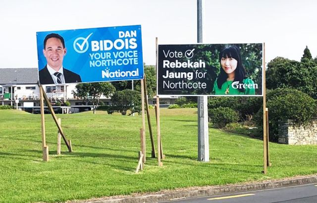 Minor party candidates throw down gauntlet in Northcote by-election