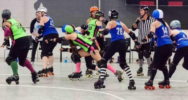 Roller derby a growing sport in NZ