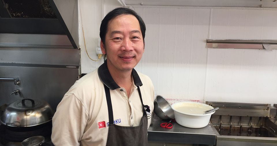 Takeaway shop owner's kind acts for the hungry